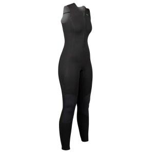 Women's NRS Farmer Jane 2.0 Wetsuit   Black   Side View