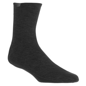 Unisex NRS Hydroskin 0.5 Sock   Black   Side View
