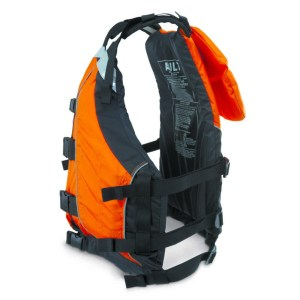 Unisex NRS Universal Big Water V PFD | Orange | Side View