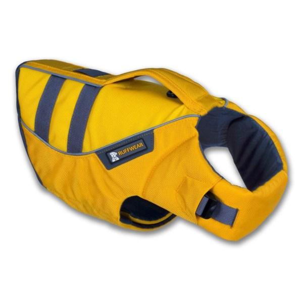 Ruffwear Dog Float Coat   Yellow
