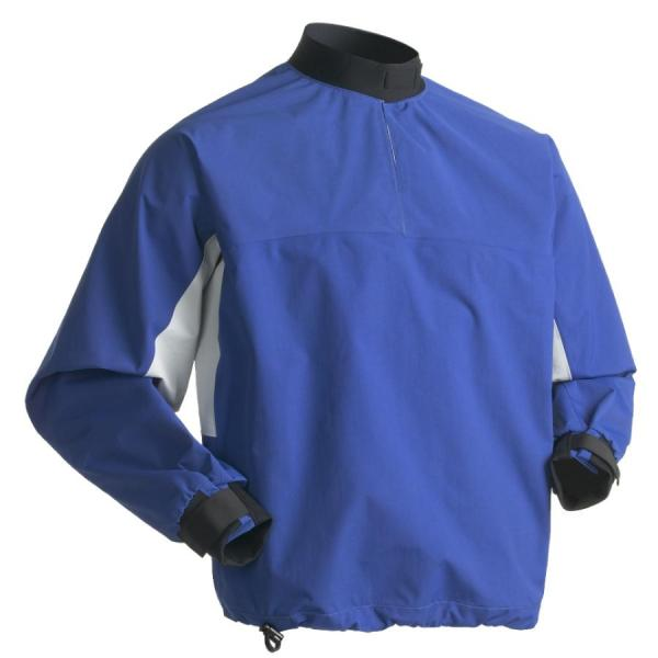 Immersion Research Basic Paddle Jacket | Blue | Front View