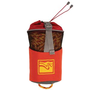 Kokatat Huck Throw Bag | Red | 70 ft | Front View