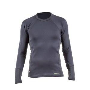 Men's Kokatat OuterCore Long Sleeve Shirt   Coal   Front View