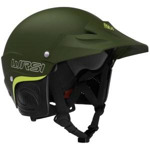 WSRI Current Pro Helmet 2020 | Olive