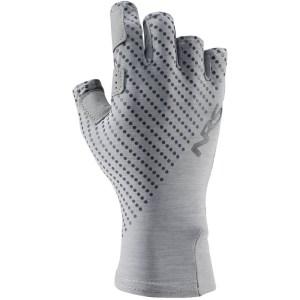 NRS Unisex Skelton Glove   Quarry   Back