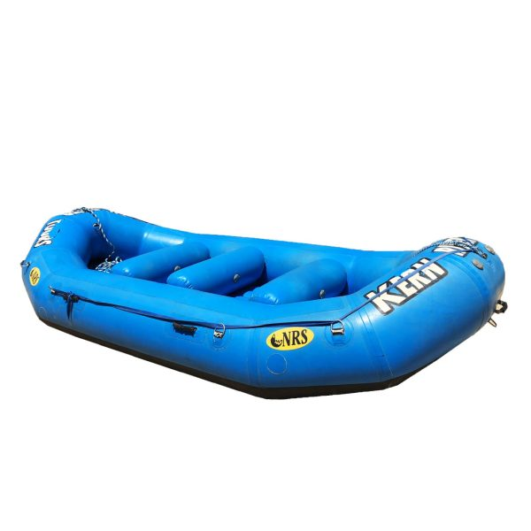 B Condition NRS Blue Expedition 13.5 FT Raft | KRT3