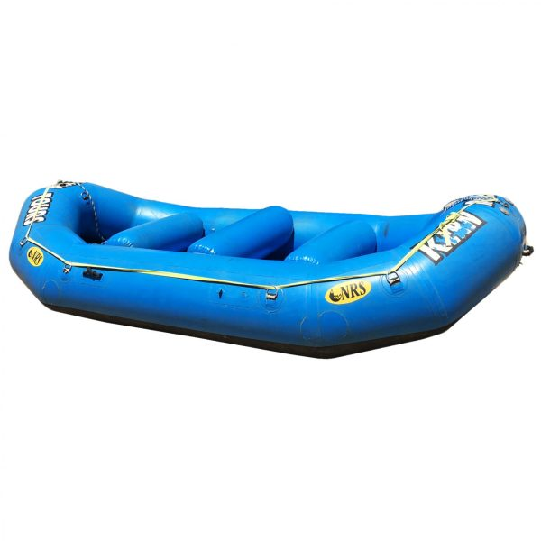 B Condition NRS Blue Expedition 13.5 FT Raft | SS Minnow