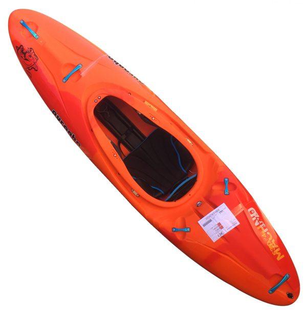 Pyranha Kayaks | Machno | Medium | Orange Soda