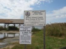Elliott Island Public Landing - Paddle Nanticoke