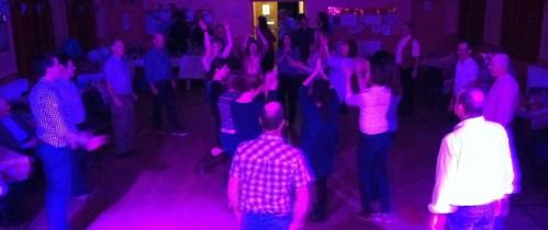 Birthday Barn Dance at Winkleigh, Devon