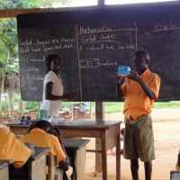 ガーナの教育の今