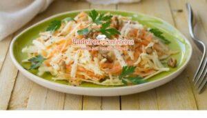 Salpicão vegano: com maionese e castanha caju - Padeiros e Confeiteiros