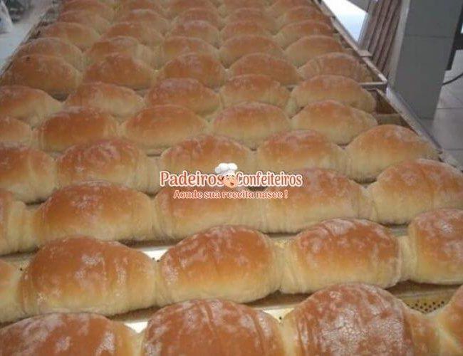 Pão caseirinho super macio ingredientes completo