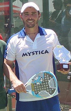 jordi mu%C3%B1oz padelgood Dos de los campeones del mundo se citan en La Vaguada Racket Club (Aguadulce)