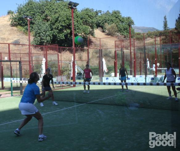 Jugadoras PPT padball Padelgood 6 El Padball llega a Ushuaia (Argentina)