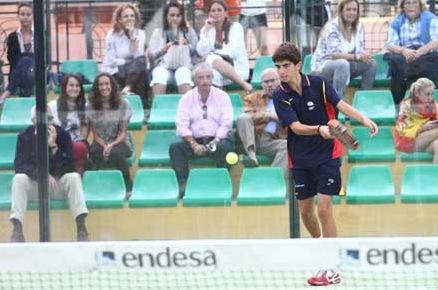 Mundial Menores Final Padelgood Mundial Menores: Miguel Portellano y Fernando Romero en la final.