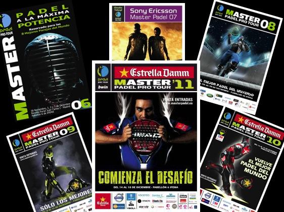 Master EstrellaDamm 2011 padelgood Cambio de horario para la 2ª semifinal femenina del Master.