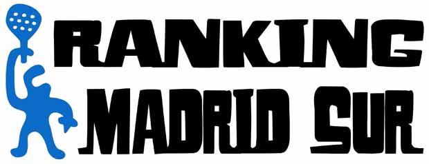 Logo RMS III Edicion Ranking Madrid Sur MIXTO/MASCULINO