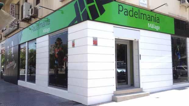 Padelmania Malaga Padelmanía abre tienda en Málaga