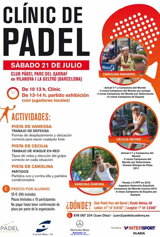 clinic 32 Clinic de Carolina Navarro y Ceci Reiter en Barcelona