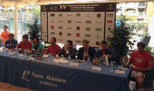 ppt marbella1 Presentación oficial de los XV Internacionales Ciudad de Marbella