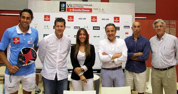 presentacion alicante Presentación del Padel Pro Tour de Alicante