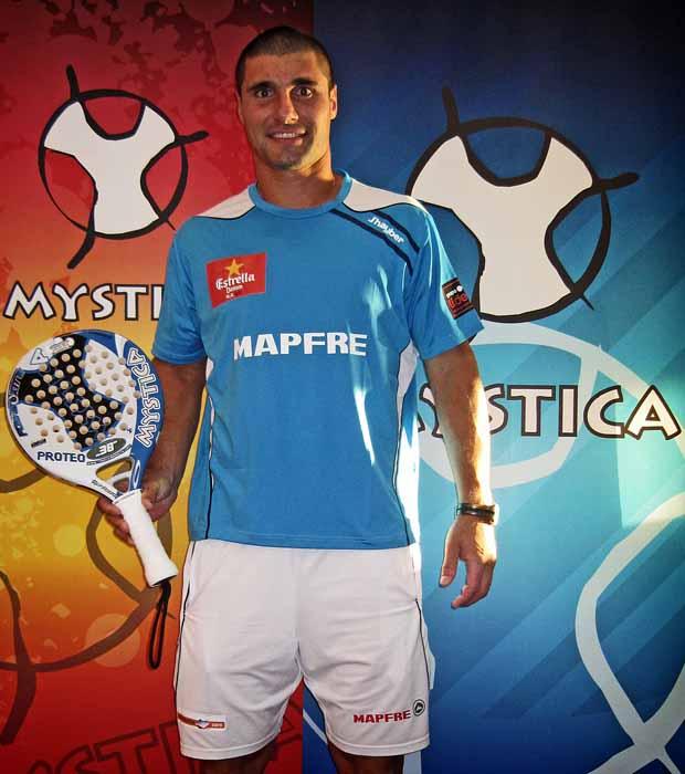 Agustín G. Silingo Silingo, jugador franquicia para Mystica las tres próximas temporadas