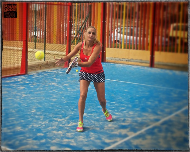 2 Belen Berbel Entrevista a Belen BerBel, Campeona de España con la Selección Andaluza de padel