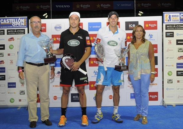 campeones del Castellón International Open