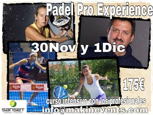 Padel Pro Experience Madrid