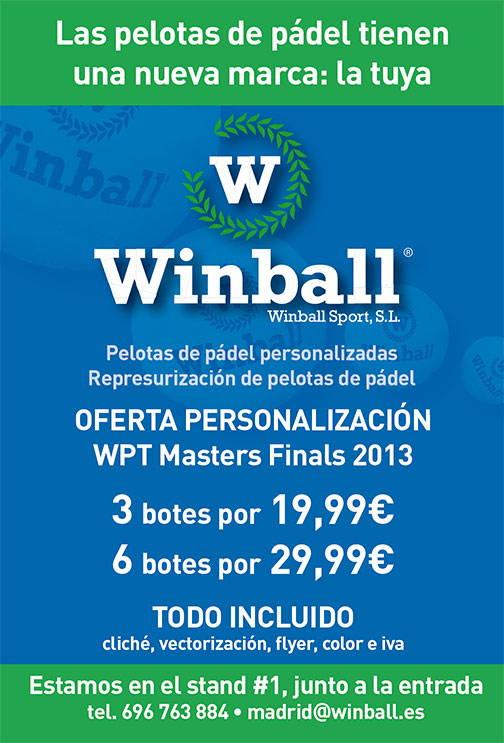 Master Padel Winball