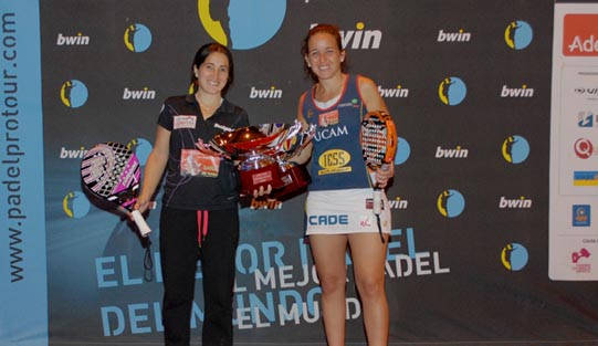 campeonas master wpt 2011
