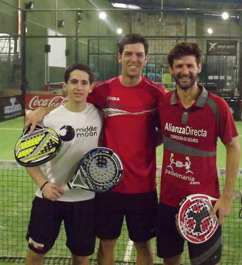 Guga Vazquez - Jaime Bergareche - entrenador