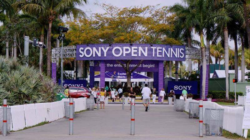 sony open tennis miami