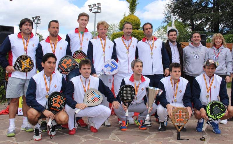 Campeonato de España por Clubes de 2ª categoría masculino