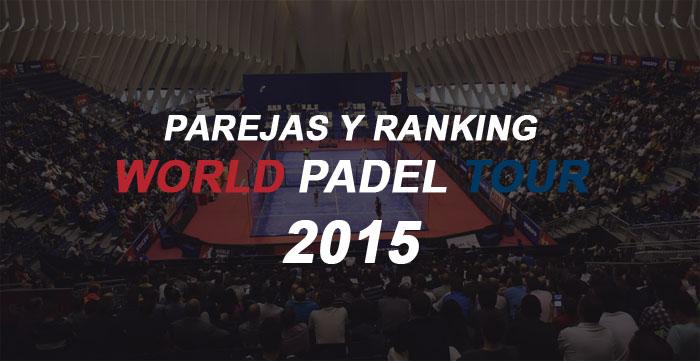 parejas ranking 2015