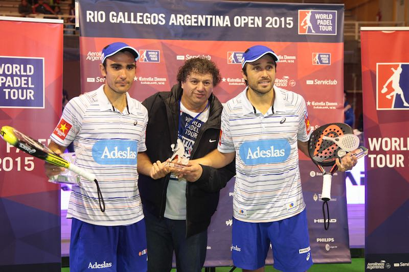 Belasteguin Lima Rio Gallegos