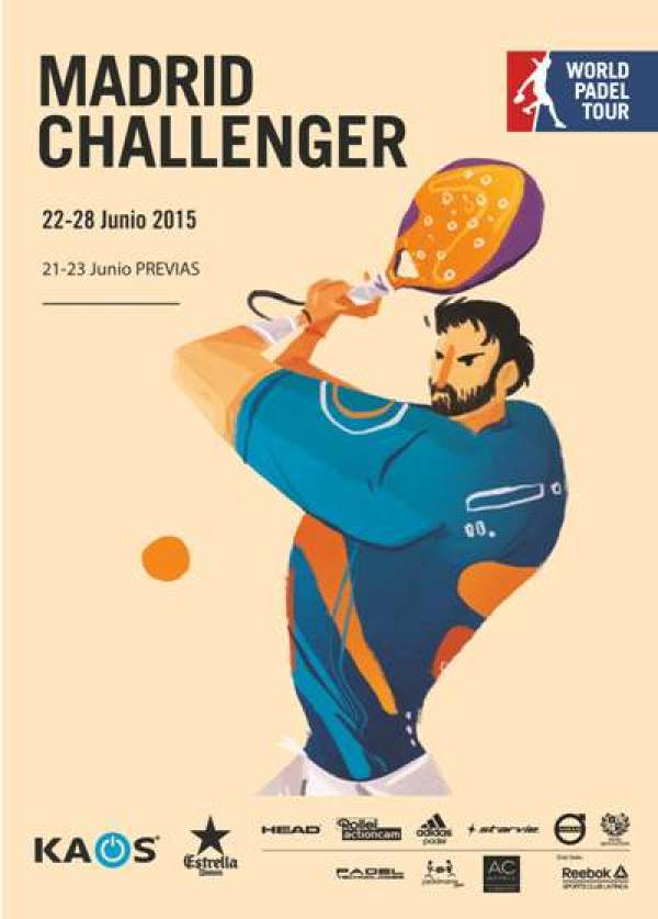 World Padel Tour Madrid Challenger 2015