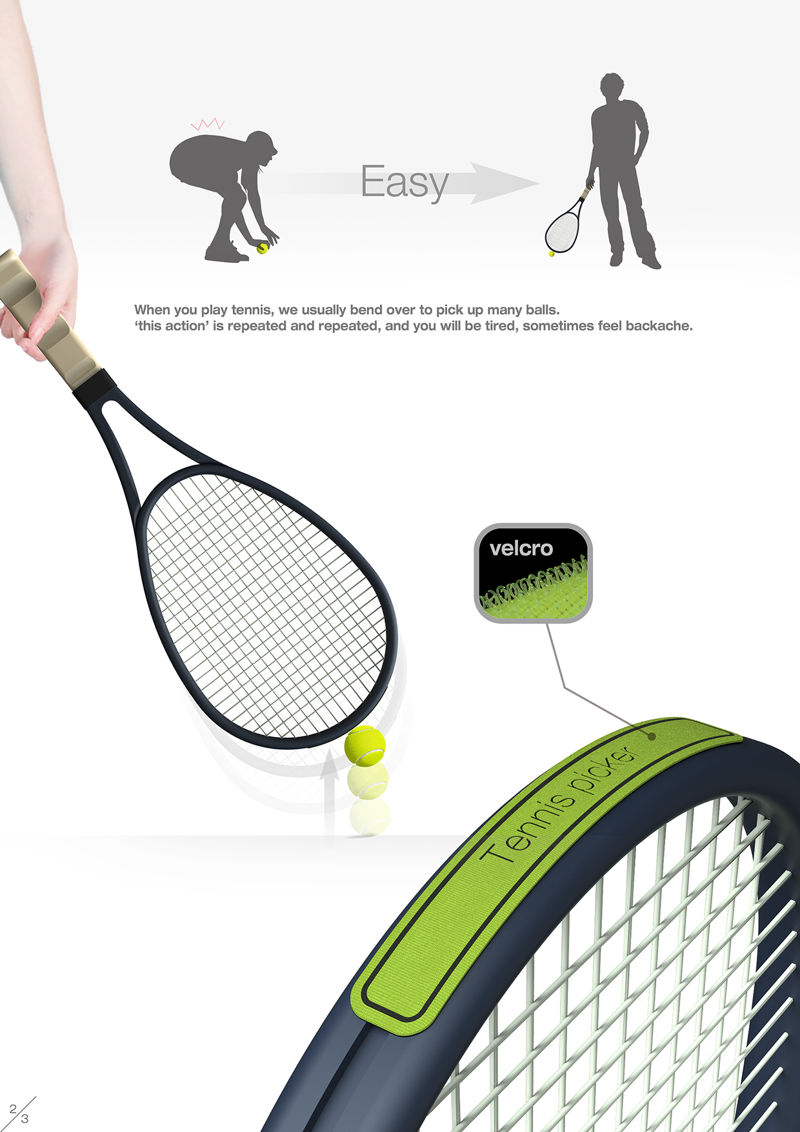 Tennis Picker 1