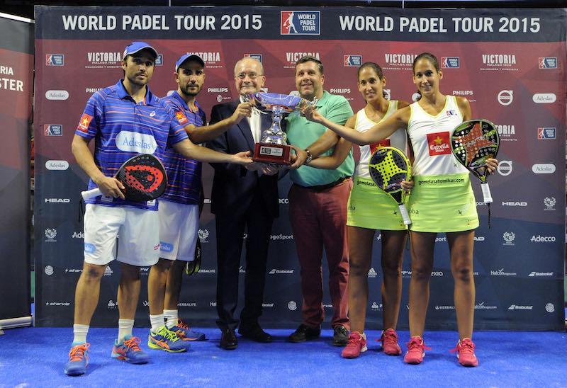 Crónica de las finales del Master World Padel Tour Málaga 2015