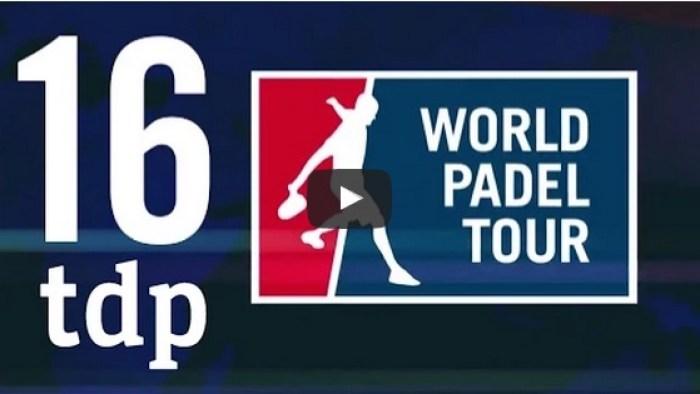 Programa 16 World Padel Tour 2015