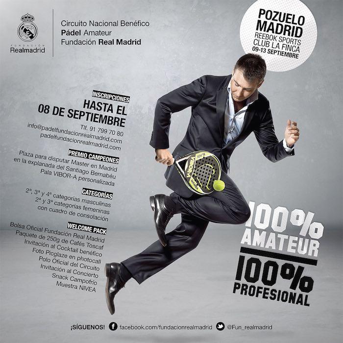 Trofeo La Finca REAL MADRID masculino