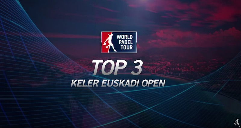 Los tres mejores puntos del Euskadi Open 2015