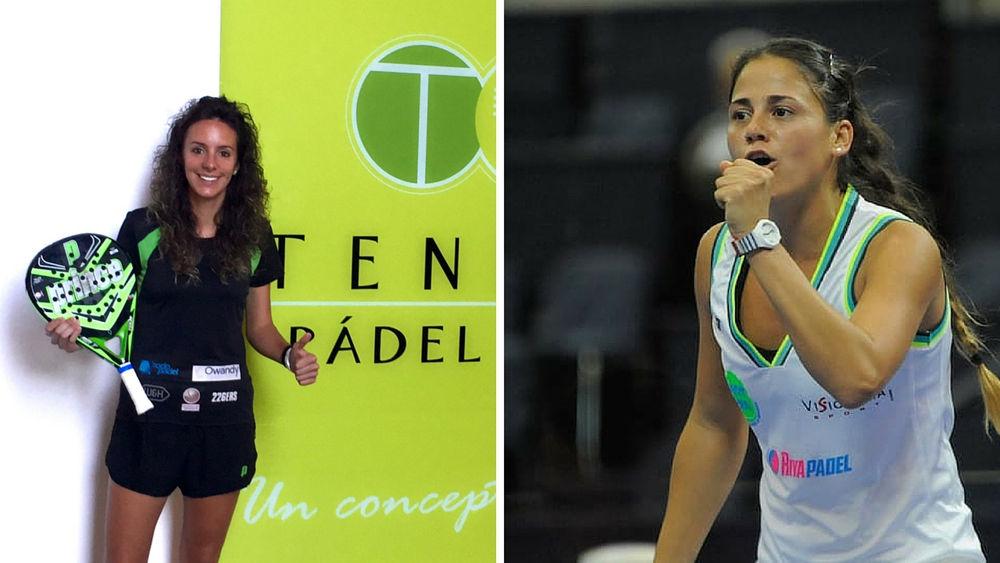 Mari Carmen Villalba y Carla Mesa, nueva pareja World Padel Tour 2016