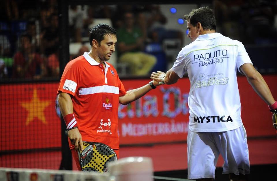 Paquito Navarro y Matías Díaz separan sus caminos
