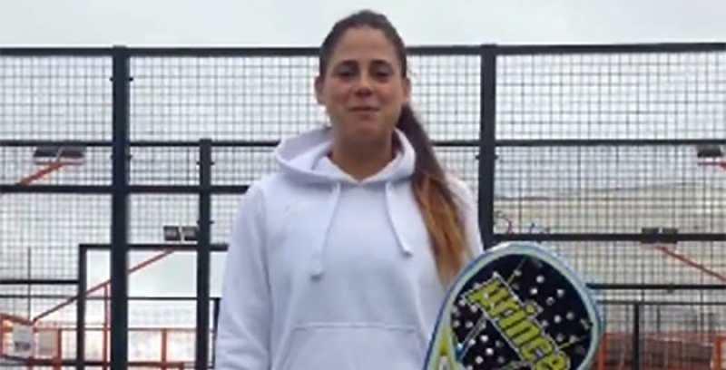 Mari Carmen Villalba, nueva jugadora Prince Padel