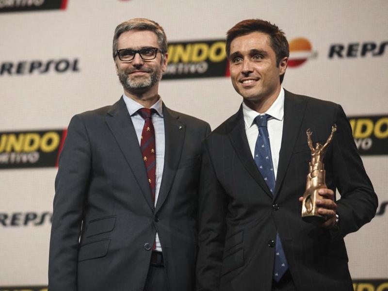 Fernando Belasteguin, Trofeo Especial BMW Barcelona Premium