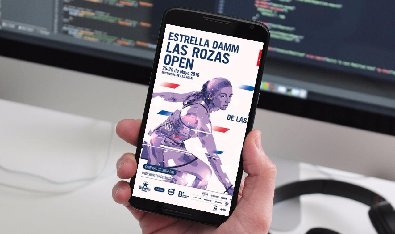 Cuadros y horarios World Padel Tour Las Rozas 2016