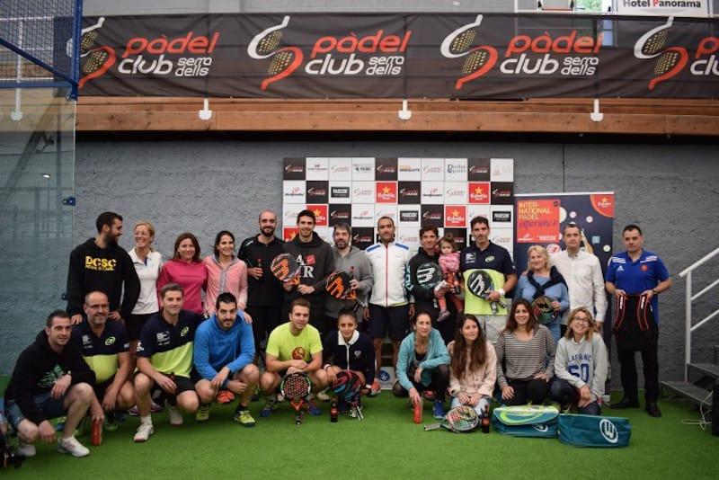 Morales-Bagilet y Corominas-Osorio se alzan con el Andorra Open