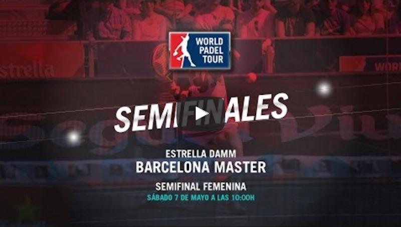 Semifinal femenina Master WPT Barcelona 2016